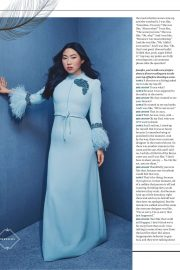 Awkwafina - The Hollywood Reporter Magazine (November 2019)
