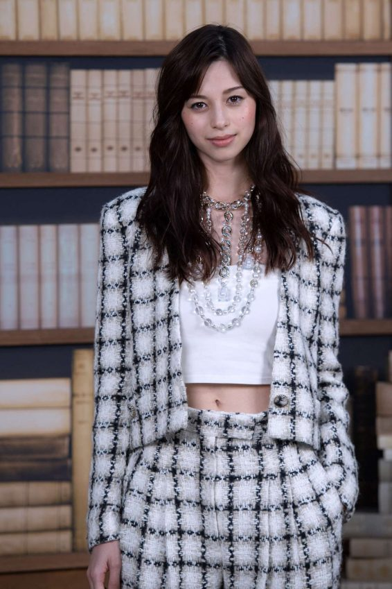 Ayami Nakajo - 2019 Paris Fashion Week - Chanel Haute Couture FW 19-20
