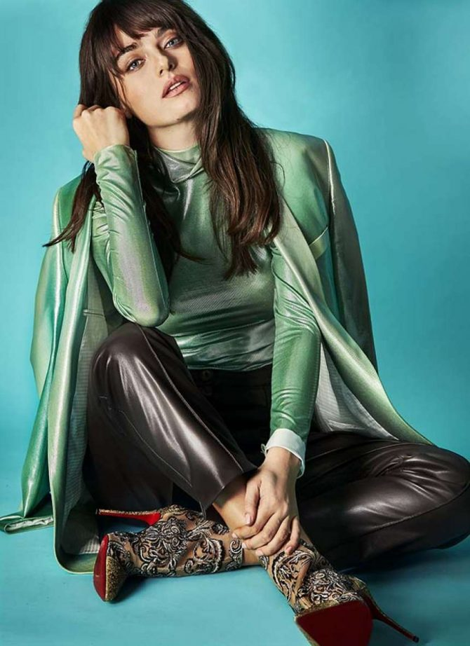Ayca Aysin Turan - MAG Magazine (January 2019)