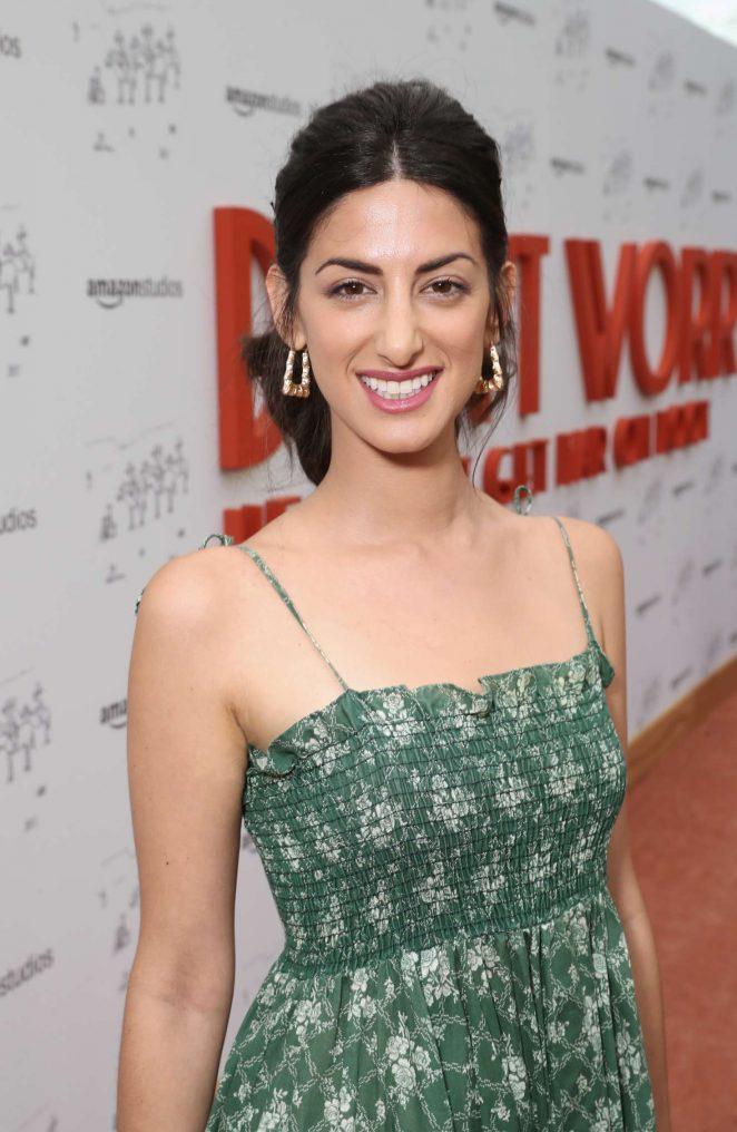 Ayden Mayeri - 'Don't Worry, He Won't Get Far on Foot' Premiere in LA