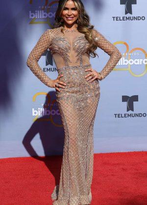 Aylin Mujica - 2018 Billboard Latin Music Awards in Las Vegas