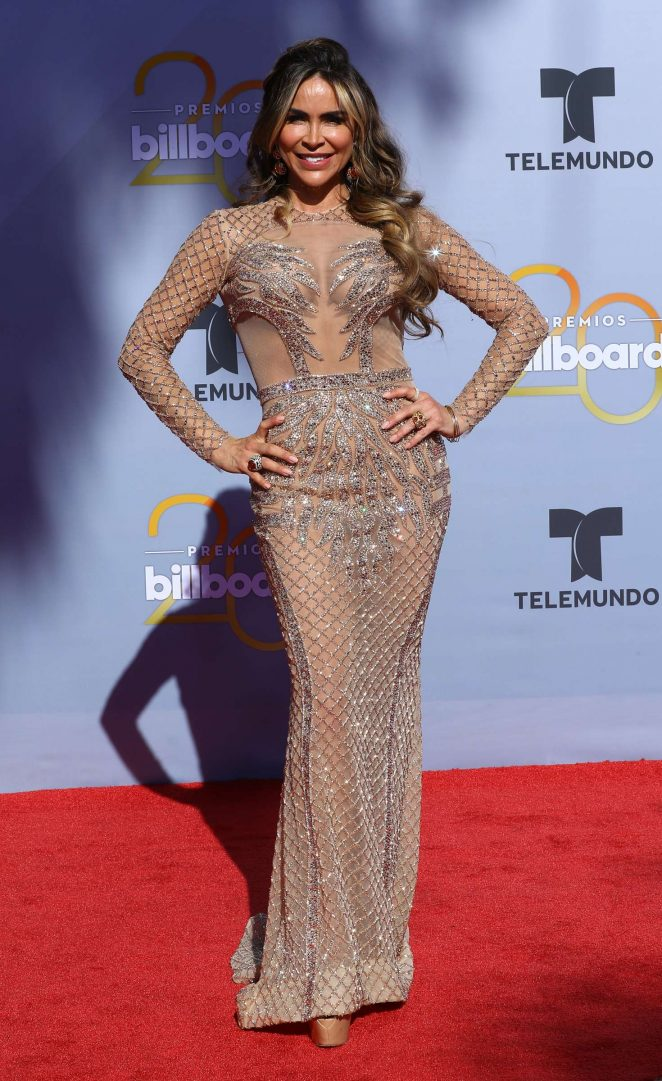 Aylin Mujica - 2018 Billboard Latin Music Awards in Las Vegas
