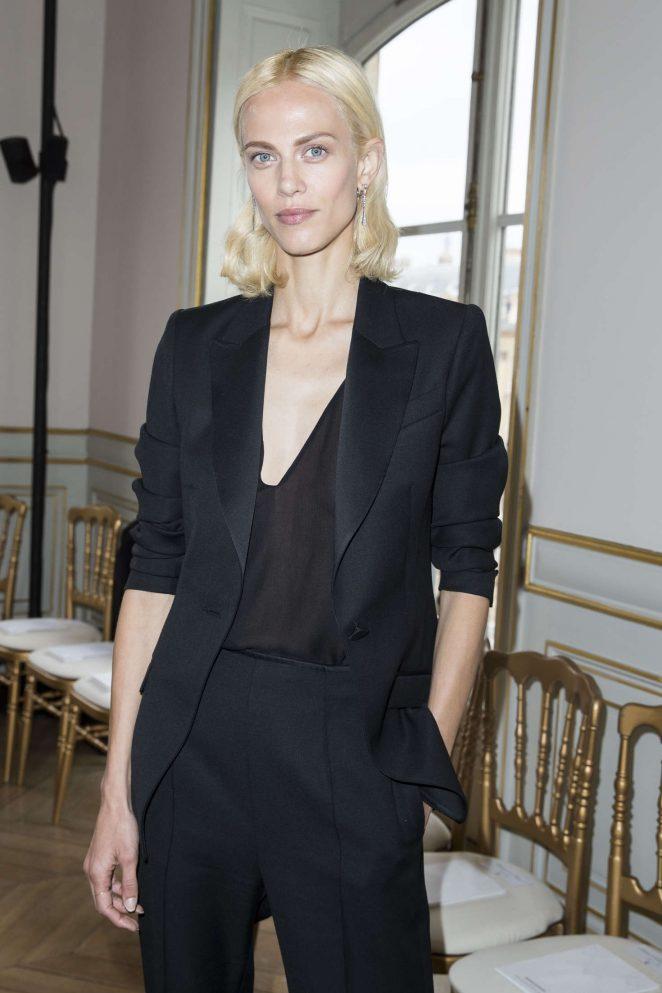 Aymeline Valade - Boucheron Fashion Haute-Couture F/W 2016/2017 in Paris