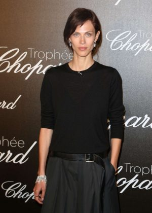 Aymeline Valade - Chopard Trophee Event at 70th Cannes Film Festival