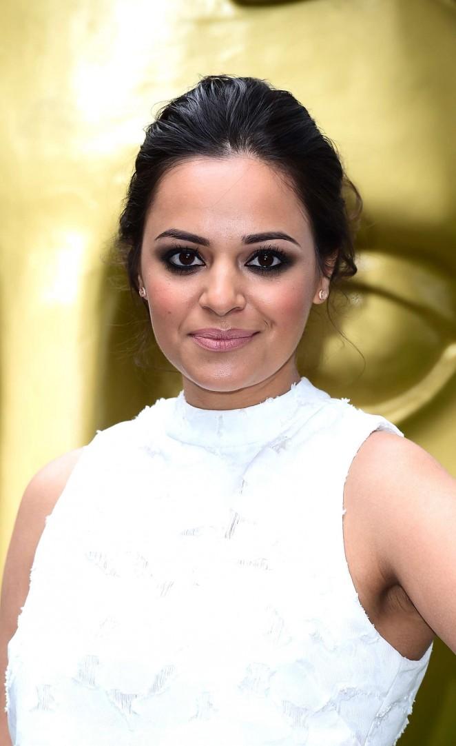 Aysha Kala - British Academy Television Craft Awards 2016 in London