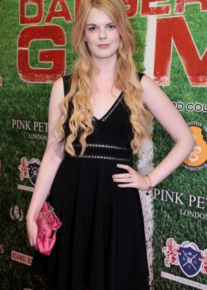 Ayvianna Snow - 'Dangerous Game' Premiere in London