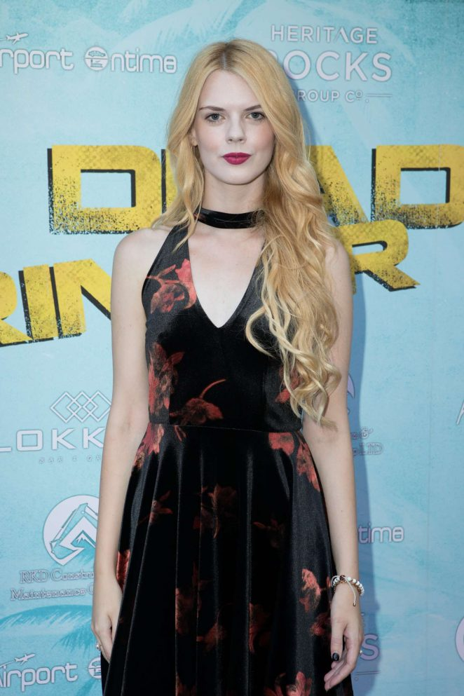 Ayvianna Snow - 'Dead Ringer' Premiere in London