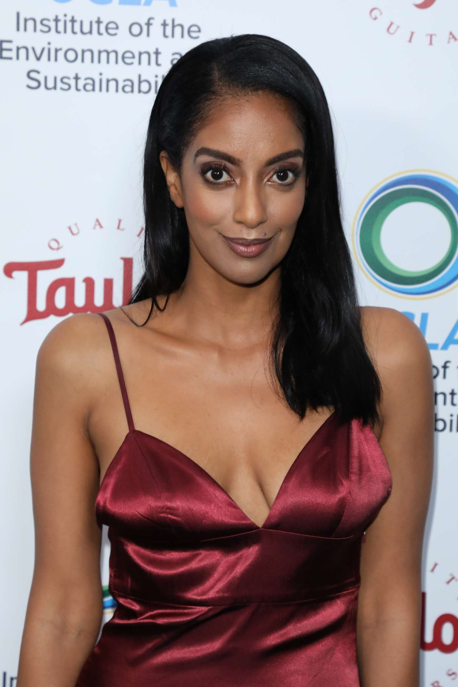 Azie Tesfai 2018 : Azie Tesfai: 2018 UCLAs Institute of the Environment and Sustainability Gala -11