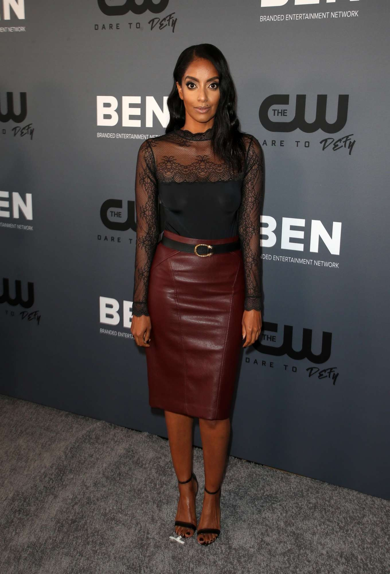 Azie Tesfai 2019 : Azie Tesfai – CWs Summer 2019 TCA Party-03