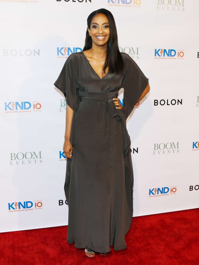 Azie Tesfai - Kids In Need Of Defense Benefit in Culver City