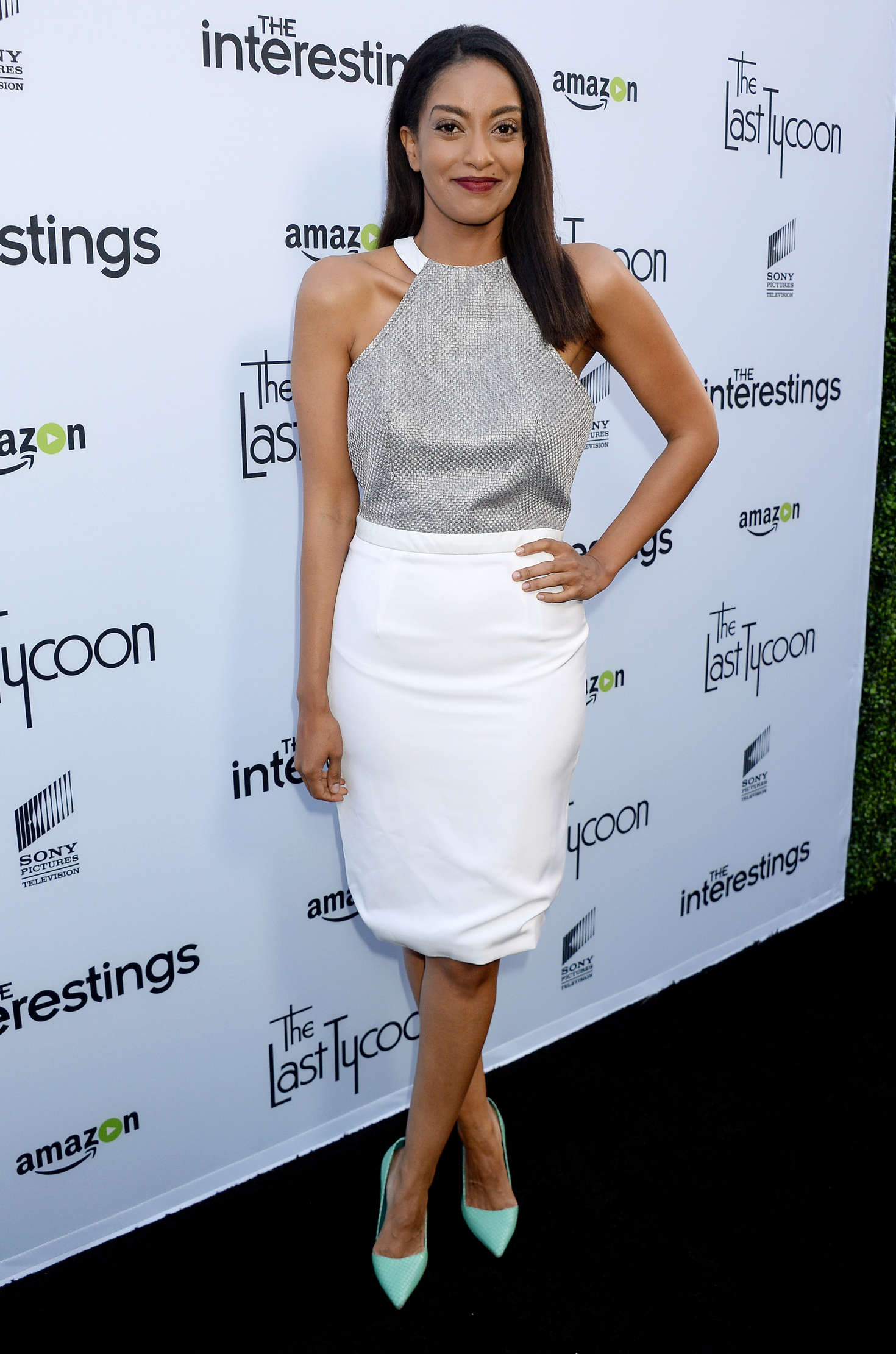 Azie Tesfai - Sony Pictures Television Social Soiree 2016 in Culver City