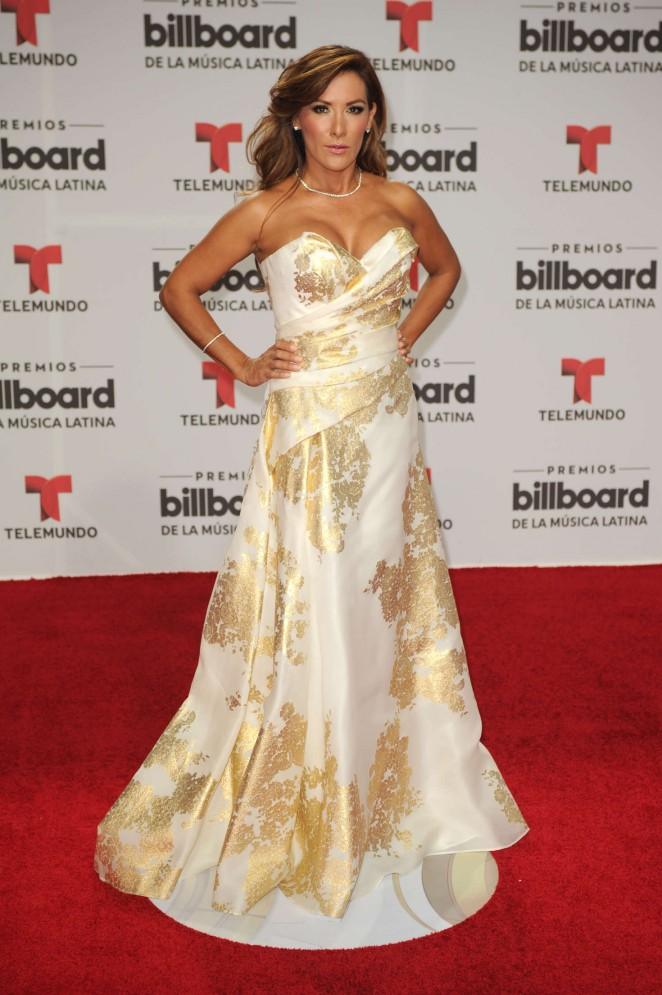 Azucena Cierco - Billboard Latin Music Awards 2016 in Miami