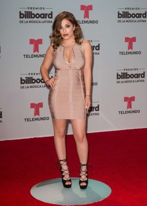 Baby Ariel - 2017 Billboard Latin Music Awards in Miami