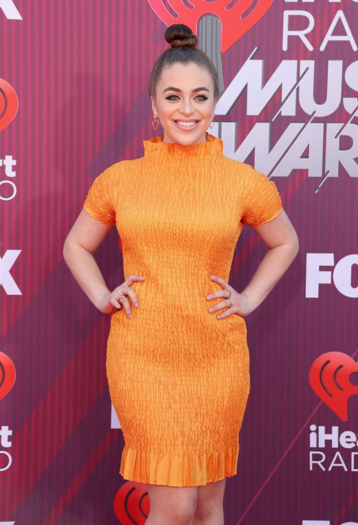 Baby Ariel - 2019 iHeartRadio Music Awards in Los Angeles