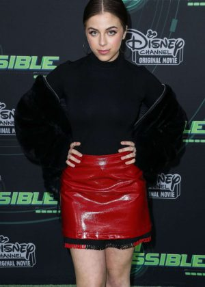 Baby Ariel - 'Kim Possible' Premiere in Los Angeles