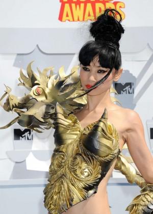 Bai Ling - 2015 MTV Movie Awards in LA
