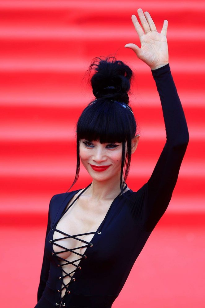 Bai Ling - 38th Moscow International Film Festival Opening in Moscow