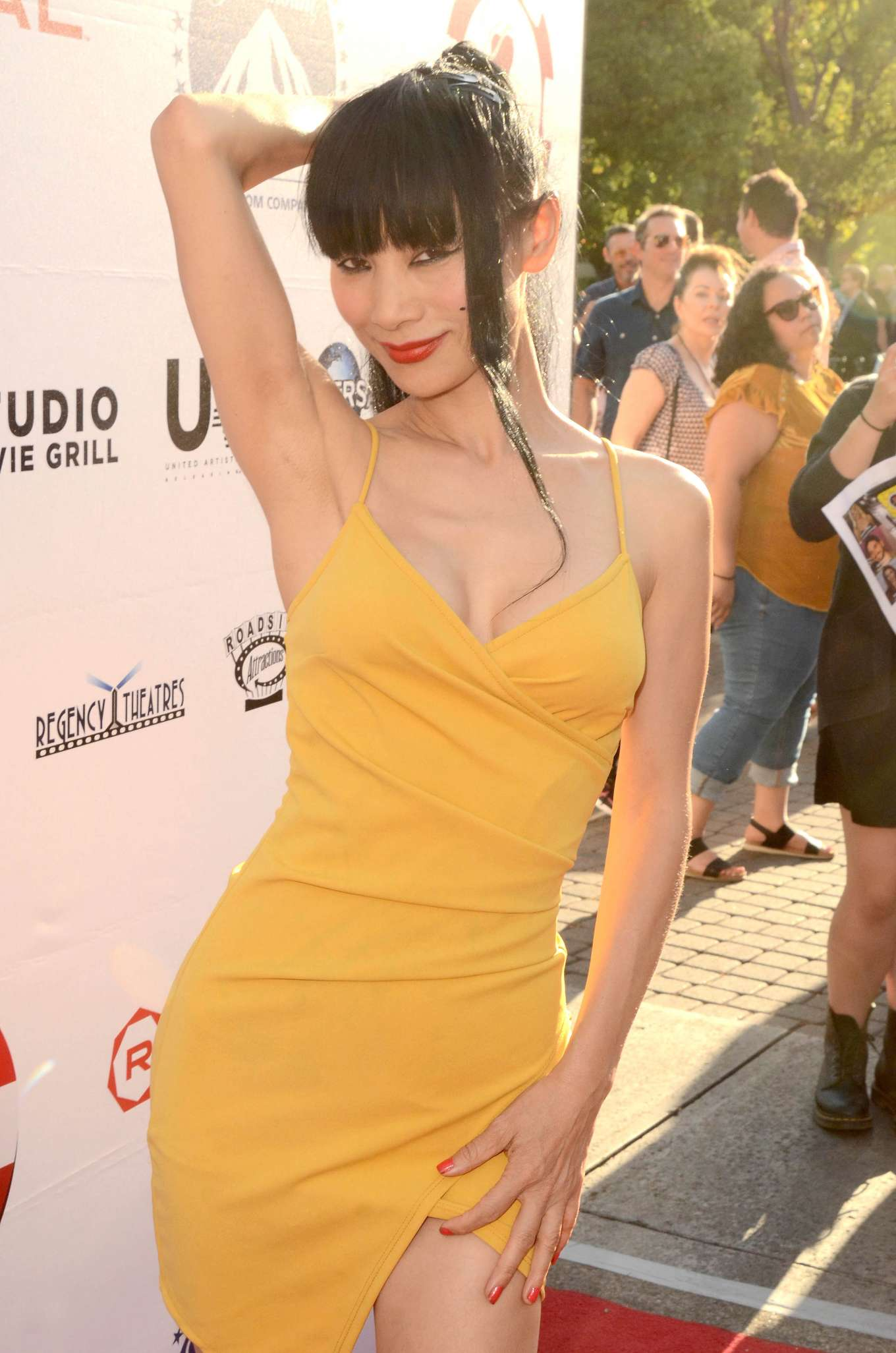 Bai Ling - 9th Annual Variety Charity Poker and Casino Night in Hollywood