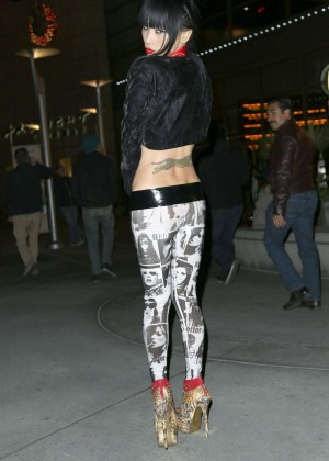 Bai Ling at ArcLight Theater in Los Angeles-14