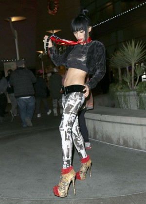 Bai Ling at ArcLight Theater in Los Angeles-18