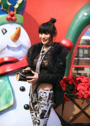 Bai Ling at ArcLight Theater in Los Angeles-26