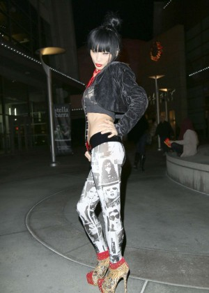 Bai Ling at ArcLight Theater in Los Angeles-31