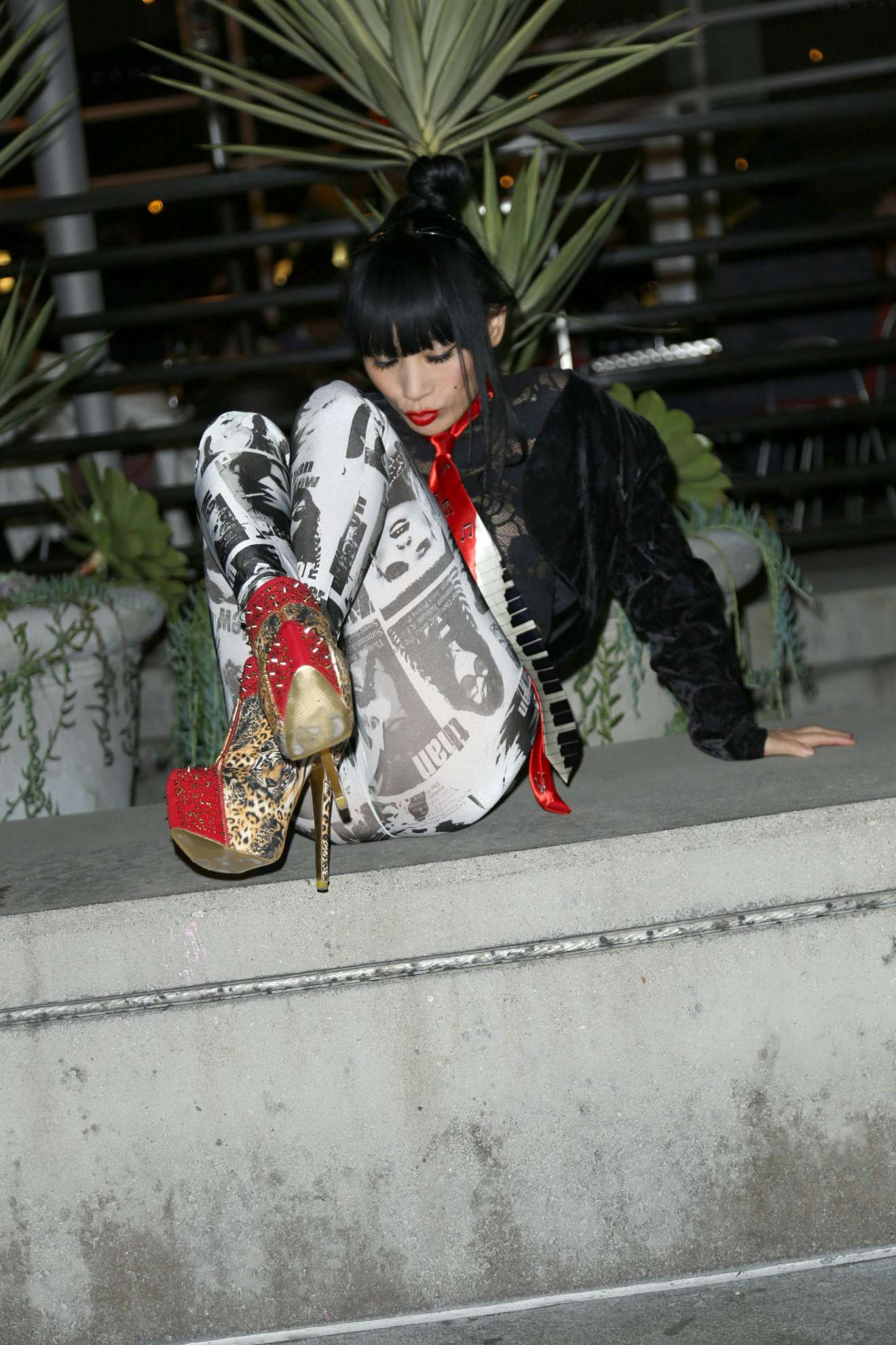 Bai Ling at ArcLight Theater in Los Angeles-46