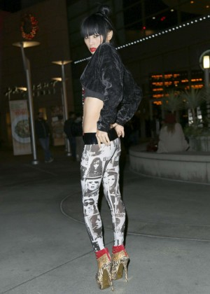 Bai Ling at ArcLight Theater in Los Angeles-54