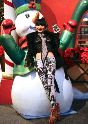 Bai Ling at ArcLight Theater in Los Angeles-60