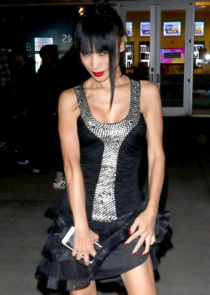 Bai Ling at ArcLight Theatre in Hollywood