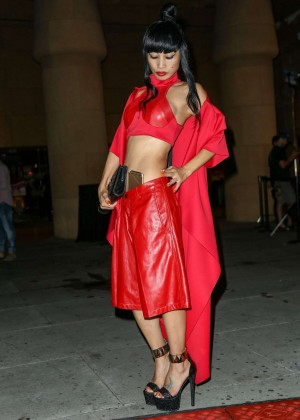 Bai Ling at Egyptian Theatre in Los Angeles