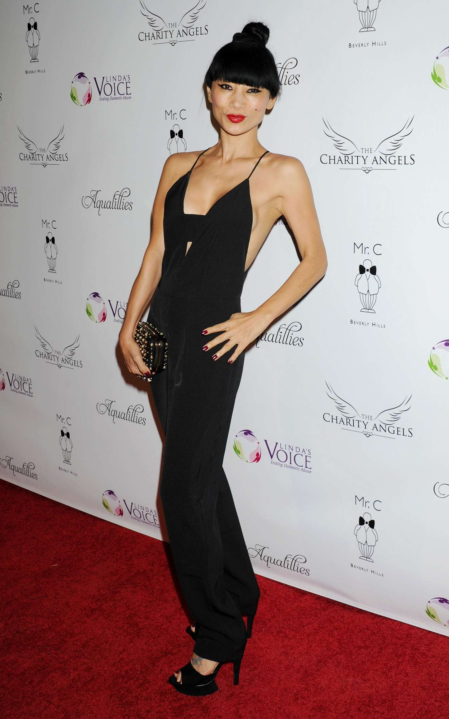 Bai Ling - BBQ and Bikinis Benefit in Beverly Hills