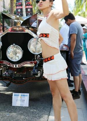 Bai Ling: Beverly Hills Auto Exhibit -27