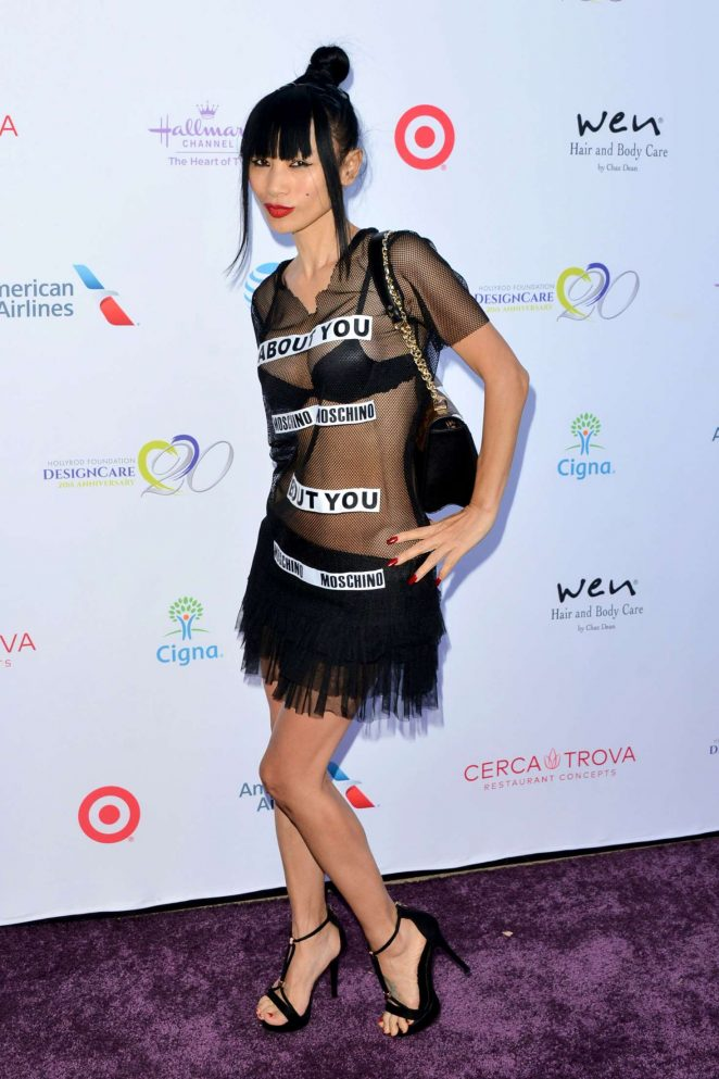 Bai Ling – HollyRod Foundation 20th Annual DesignCare Gala in Malibu
