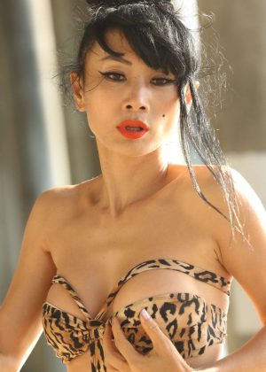 Bai Ling in Swimsuit 2016 -19