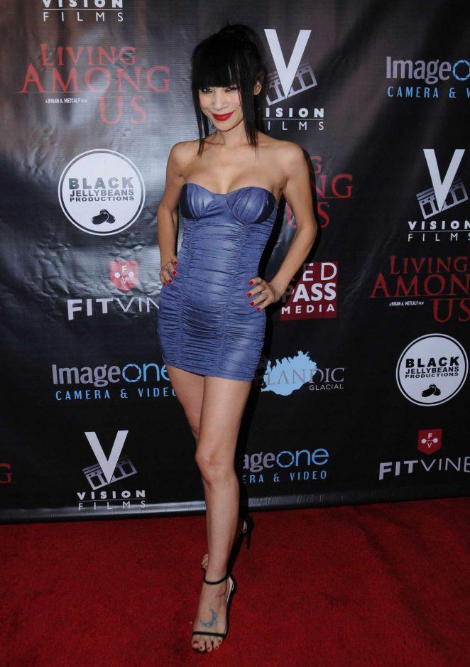 Bai Ling - Living Among Us - Los Angeles Premiere