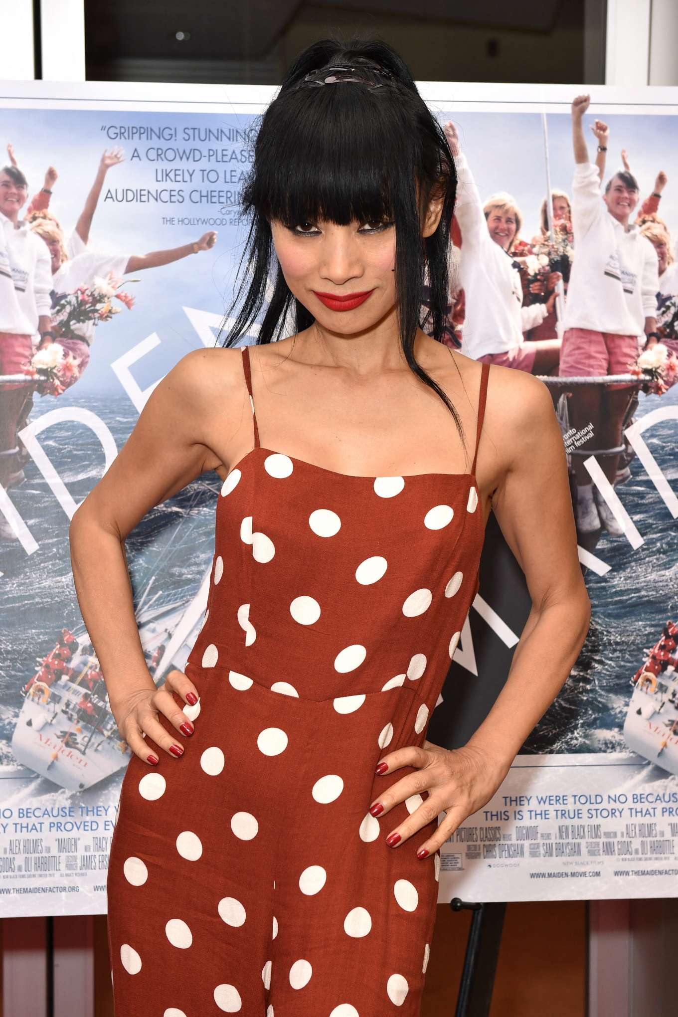 Bai Ling - 'Maiden' Premiere in Los Angeles