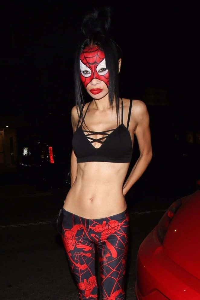 Bai Ling - Matthew Morrison's 8th Annual Halloween Party in West Hollywood