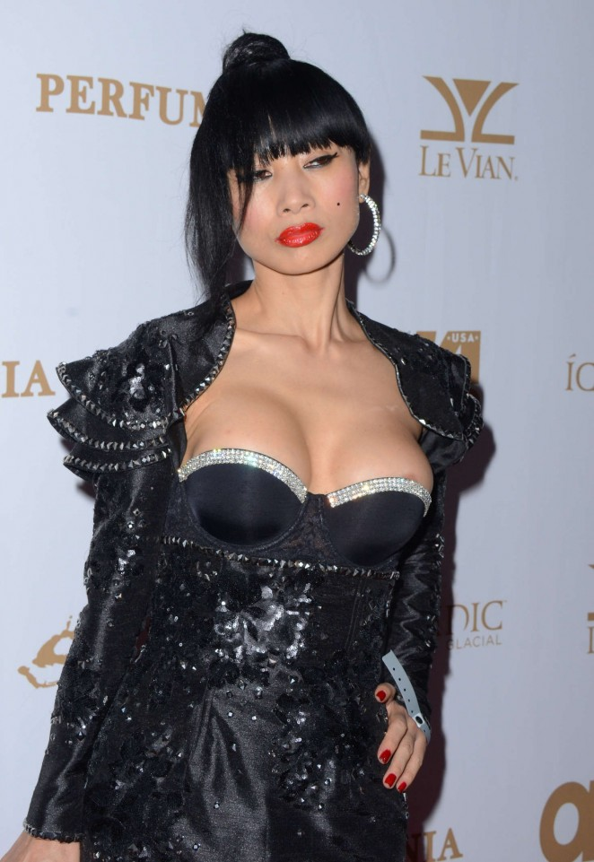 Bai Ling - OK! Magazine's Pre-Grammy Event 2016 in Hollywood