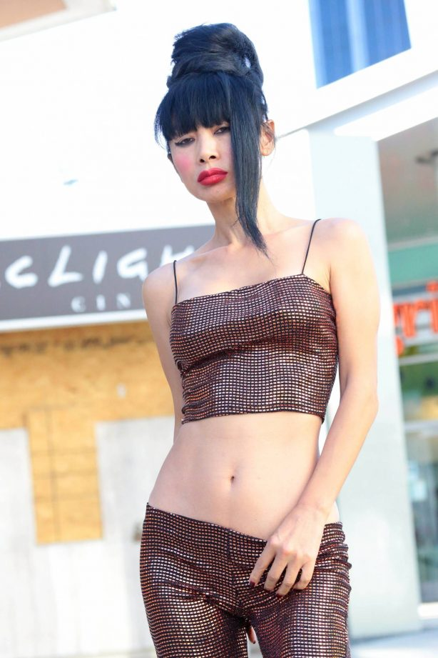 Bai Ling - Out in Hollywood