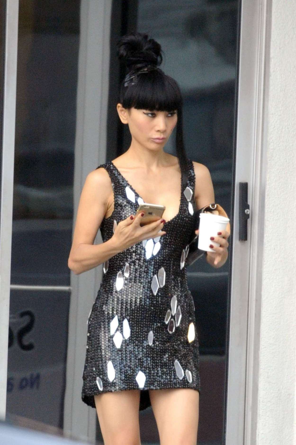 Bai Ling Out In Los Angeles Gotceleb