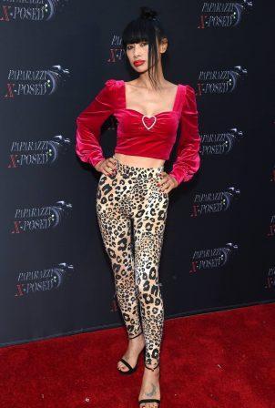 Bai Ling - 'Paparazzi X-Posed' Premiere in Studio City