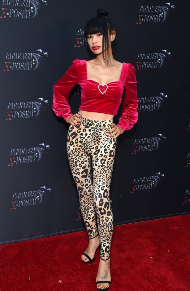 Bai Ling - 'Paparazzi X-Posed' Premiere in Studio City