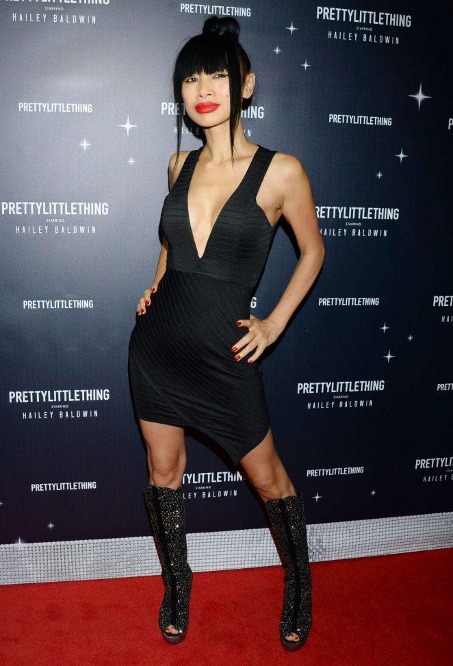 Bai Ling - PrettyLittleThing x Hailey Baldwin Launch Event in LA