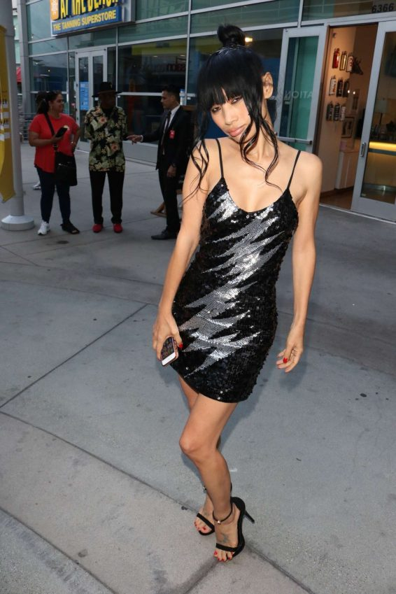 Bai Ling -  'Se-tuplets' Premiere at ArcLight Cinemas in Hollywood