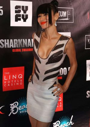 Bai Ling - 'Sharknado 5: Global Swarming' Premiere in Las Vegas