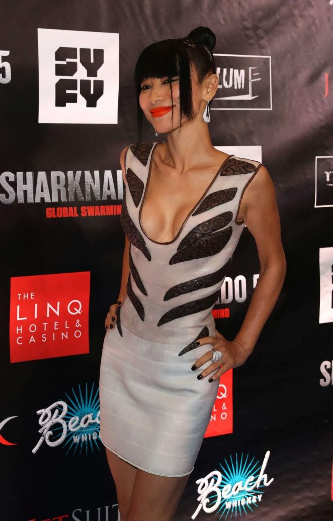 Bai Ling – 'Sharknado 5: Global Swarming' Premiere in Las Vegas
