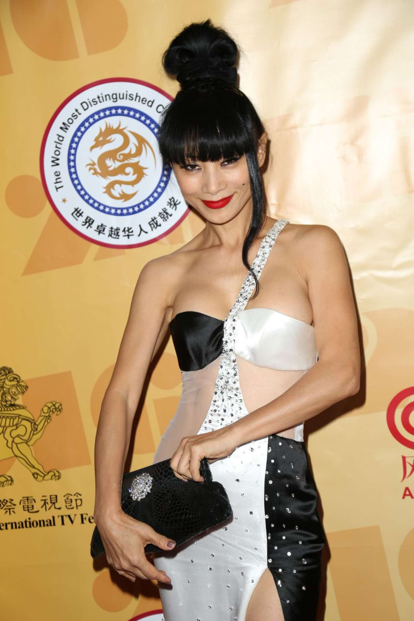 Bai Ling - Sino-American International Television Festival in Beverly Hills
