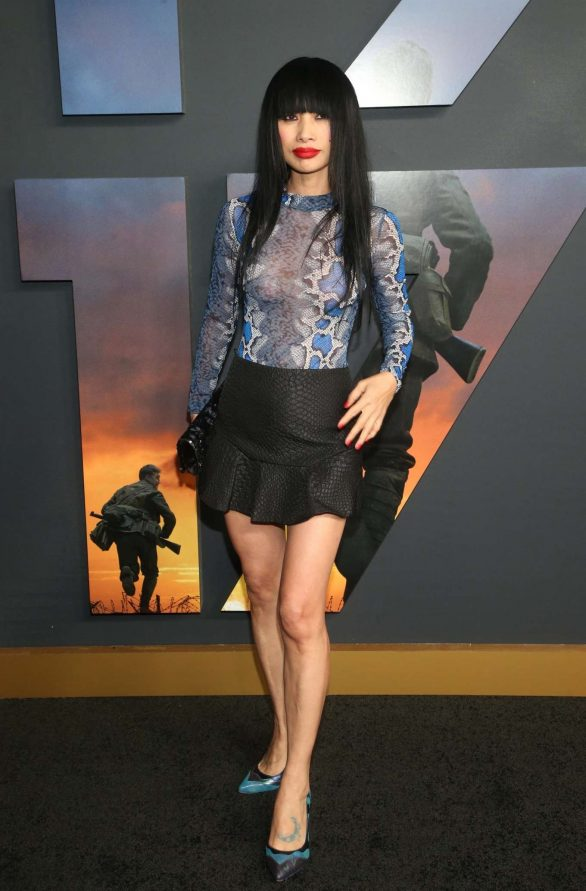 Bai Ling - Universal Pictures' '1917' Premiere in Hollywood