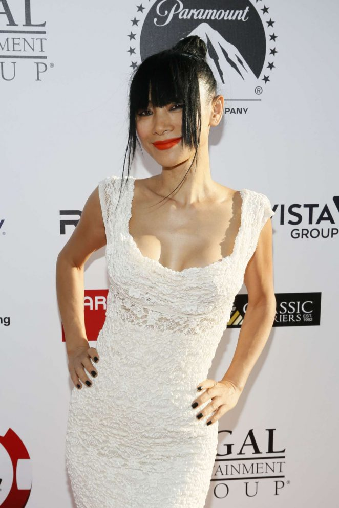 Bai Ling – Variety Charity Texas Hold 'Em Poker Tournament in LA